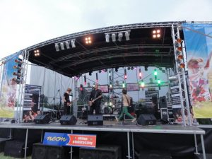 Hire Stage Equipment Stockport
